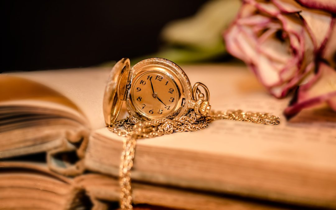 a time audit can help you find the time you need to write