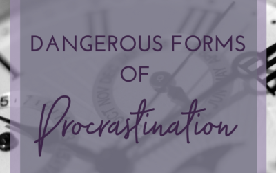 How You Procrastinate Without Realizing It
